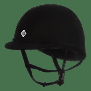 *CLEARANCE* Charles Owen V8 Riding Hat Black 57 /& 59