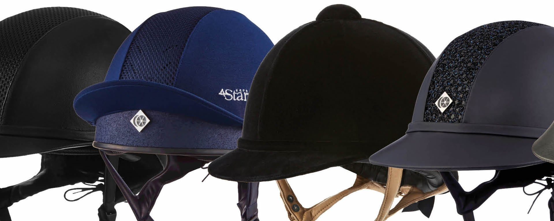 Charles Owen Helmets For Eventing